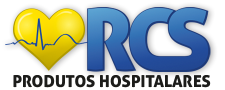 RCS Produtos Hospitalares Logotipo