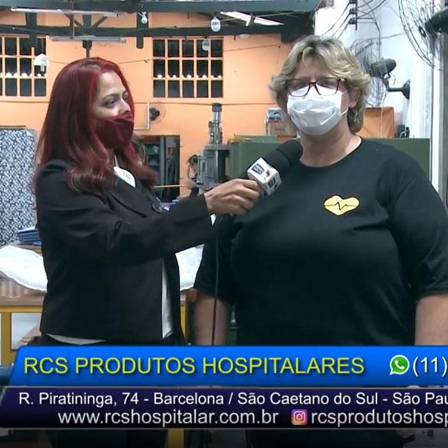 RCS Hospitalar no Vendo na TV